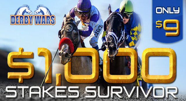 DerbyWars $1,000 Stakes Survivor