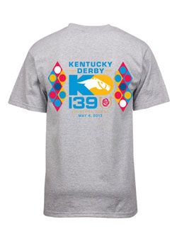 2013 Kentucky Derby t-shirt