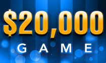 DerbyWars $20,000 Saturday Game