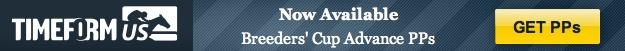 TimeformUS Breeders' Cup Advance PPs