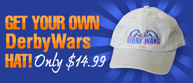 Get Your Own DerbyWars Hat
