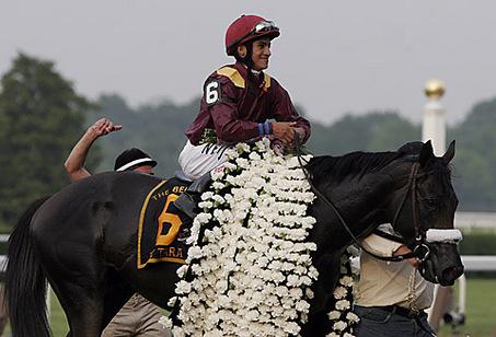 winners horse racing