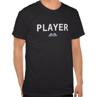 DerbyWars Player tshirt