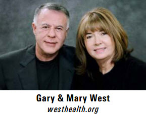 Gary and Mary West