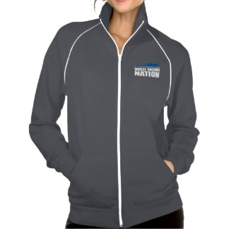 HRN ladies track jacket
