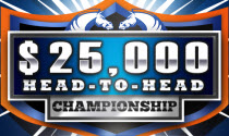 DerbyWars $25,000 Head-to-Head Championship