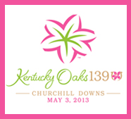 Kentucky Oaks 2013 logo