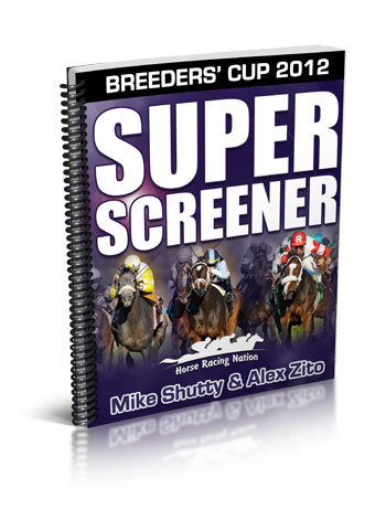 Breeders' Cup Super Screener 2012