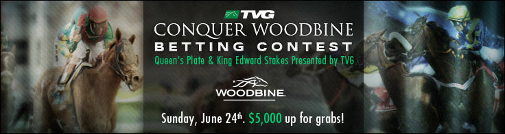 TVG Conquer Woodbine