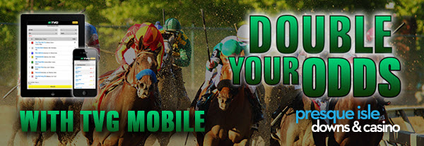 TVG Double Your Odds