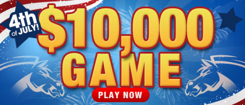 $10,000 Fourth of July Game