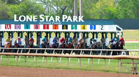 Lone Star race track tipsheet