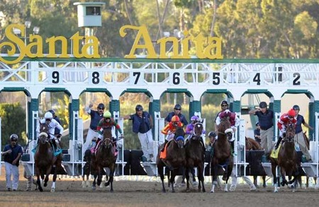 Santa Anita picks & tips for free
