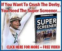 2011 Kentucky Derby Super Screener